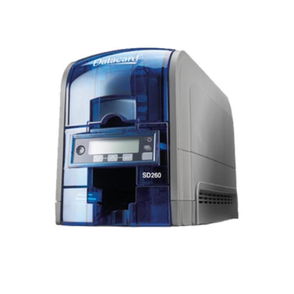 Impresora Datacard SD260 Single, Tolva para 100 tarjetas.