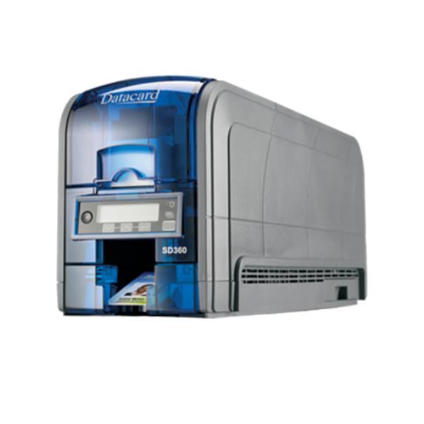 Impresora Datacard SD360 Duplex / Tolva para 100 tarjetas