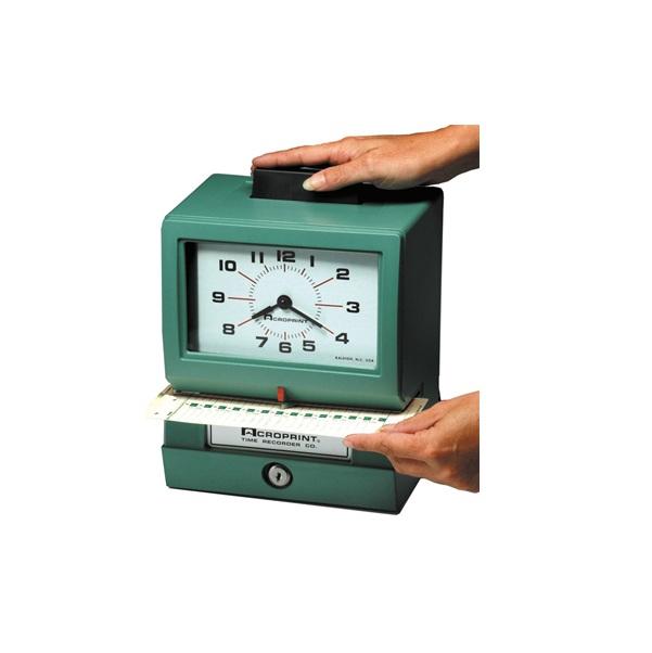 Reloj Electromecánico / 125QR4 Acroprint