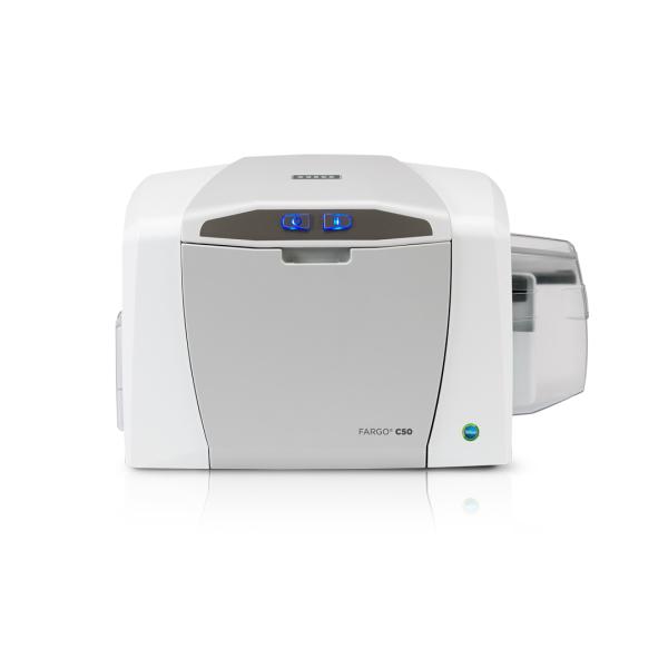 Impresora Fargo C50 /  impresión directa de tarjetas