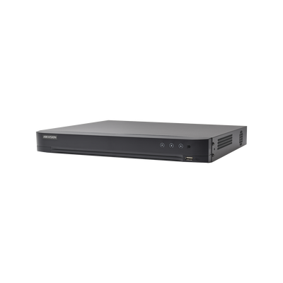DVR 3 Megapixeles / 16 Canales / Mod: DS-7216HQHI-K2