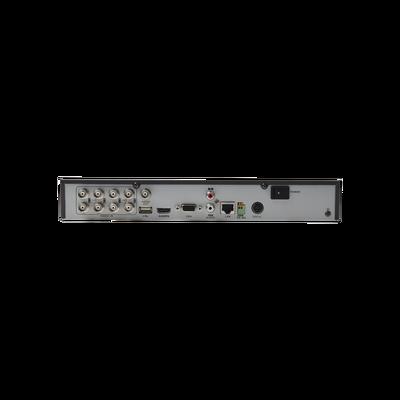 DVR 3 Megapixel / 8 Canales  HIKVISION