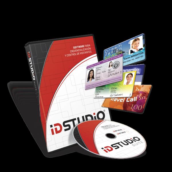 Software para Credenciales IDSTUDIO Image